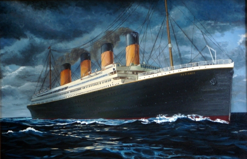 Titanic_by_amadscientist