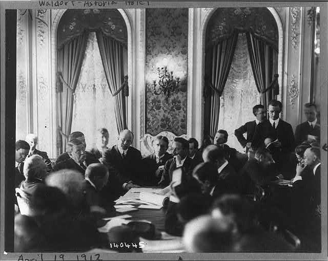 Titanic-Senate-Commitee-Investigation