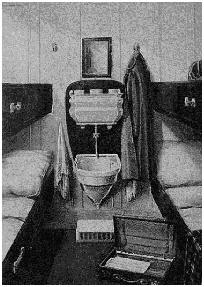 Accomodations Aboard The Titanic Peggy Wirgau
