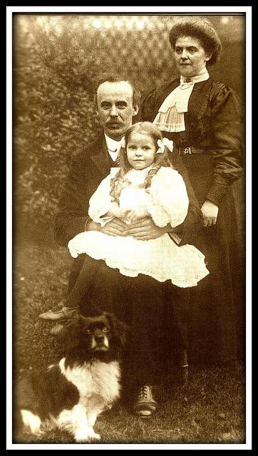 john harper, nan, and aunt