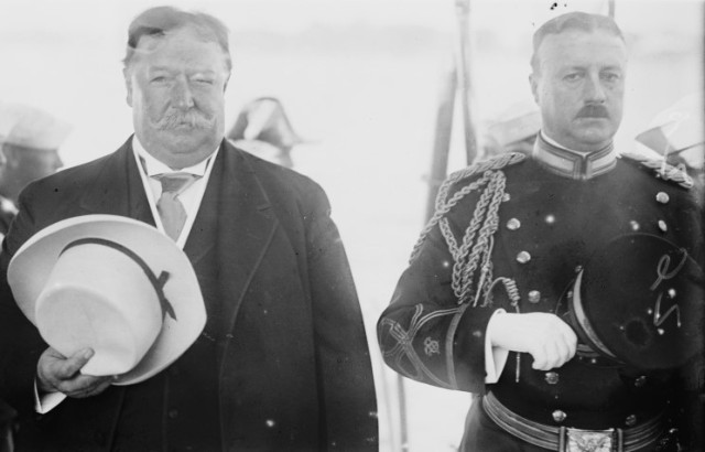 Taft and Butt
