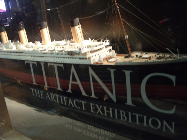 Titanic Artifacts